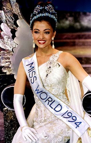 Aishwarya Rai Bachchan - Miss World 1994