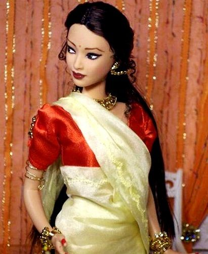 Aishwarya Rai Barbie Doll