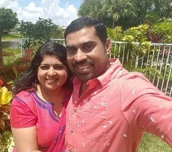 eepan Murali cousin of Suraj Venjaramood's wife Supriya (in the picture Suraj Venjaramood with his wife Supriya