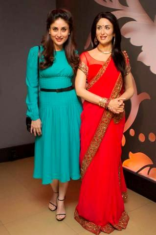 Kareena Kapoor wax statue at Madame Tussauds, London