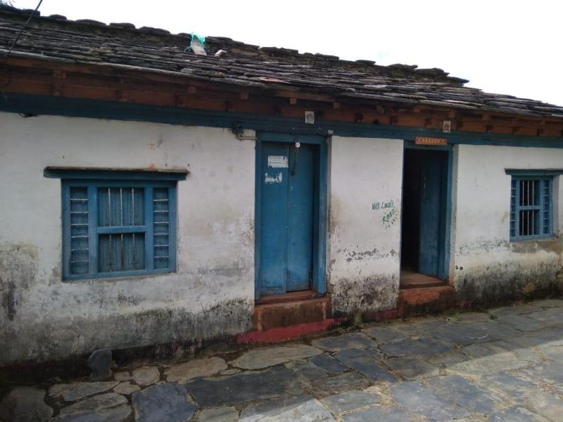 MS Dhoni's family's ancestral home in Lwali village, Almora district in Uttarakhand