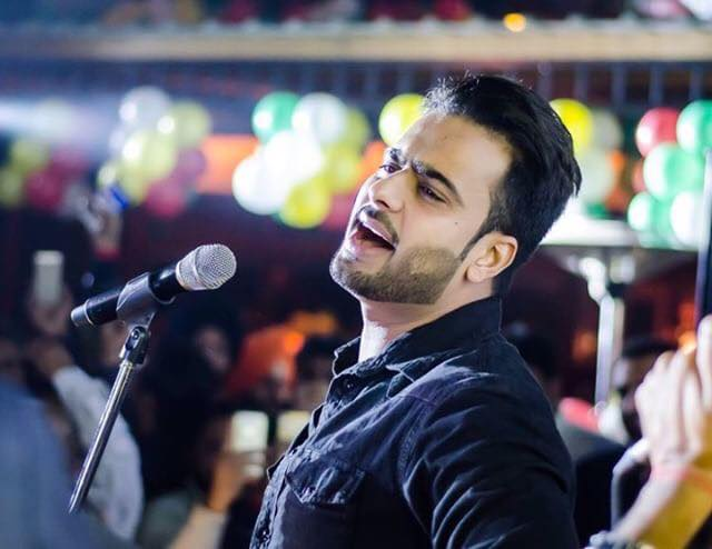 Mankirt Aulakh Singing