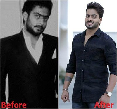 Mankirt Aulakh Transformation