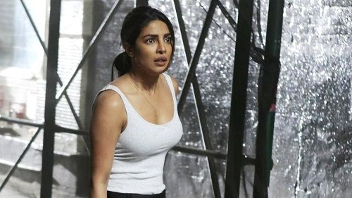 Priyanka Chopra in American TV series - Quantico