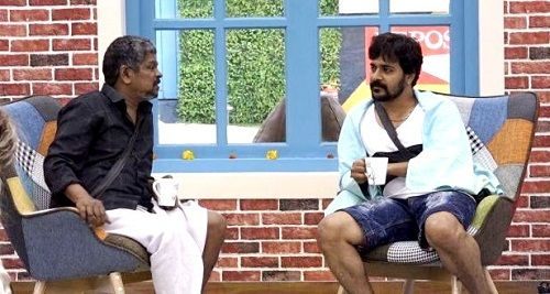 Srinish Aravind in Bigg Boss Malayalam Season 1