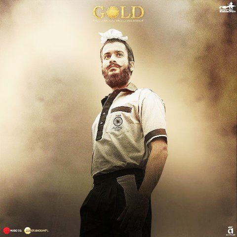 Sunny Kaushal As Himmat Singh In Gold