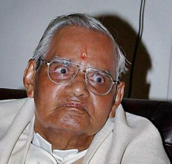 Atal Bihari Vajpayee suffered a stroke in 2009