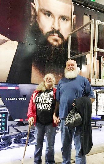 Braun Strowman's Parents