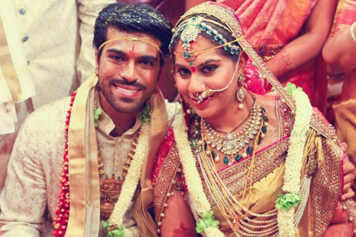 Ram Charan Marriage Picture