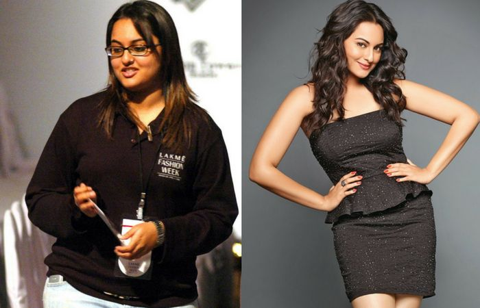 Sonakshi Sinha Body Transformation