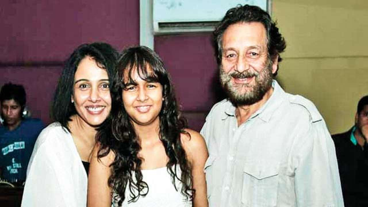 Sujata Kumar's Sister Suchitra, Brother-in-law, Shekhar Kapur and Niece, Kaveri Kapur