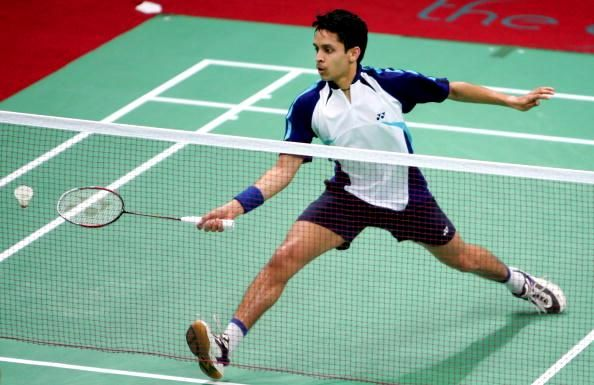 Parupalli Kashyap in 2006 Asian Games