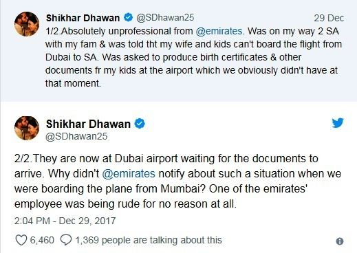 Shikhar-Dhawan-airport-controversy