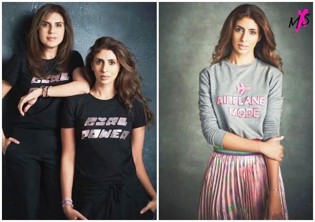 Shweta Bachchan Nanda and Monisha Jaising's fashion brand MxS