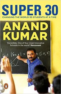 Anand Kumar's book - Super 30