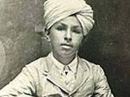 Childhood photo of Sardar Patel