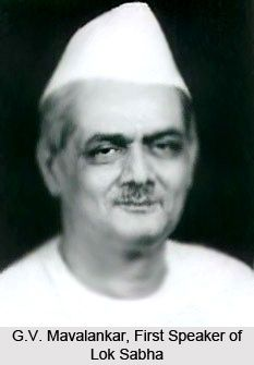 GV Mahavalankar was the friend of Sardar Patel