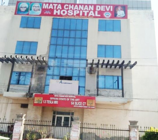 Mahashay Dharampal Gulati founded Mata Chanan Devi Hospital in Janakpuri New Delhi 88