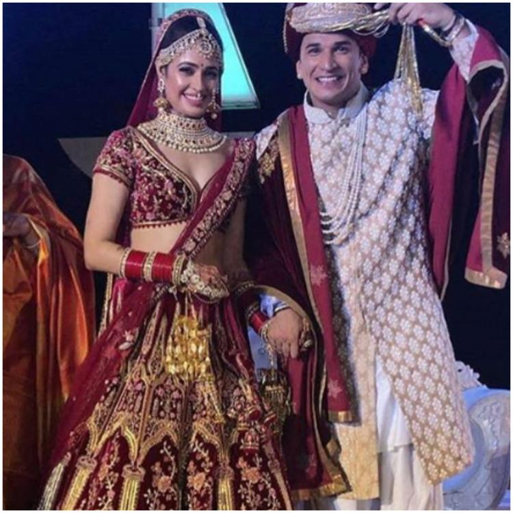Prince married to Yuvika