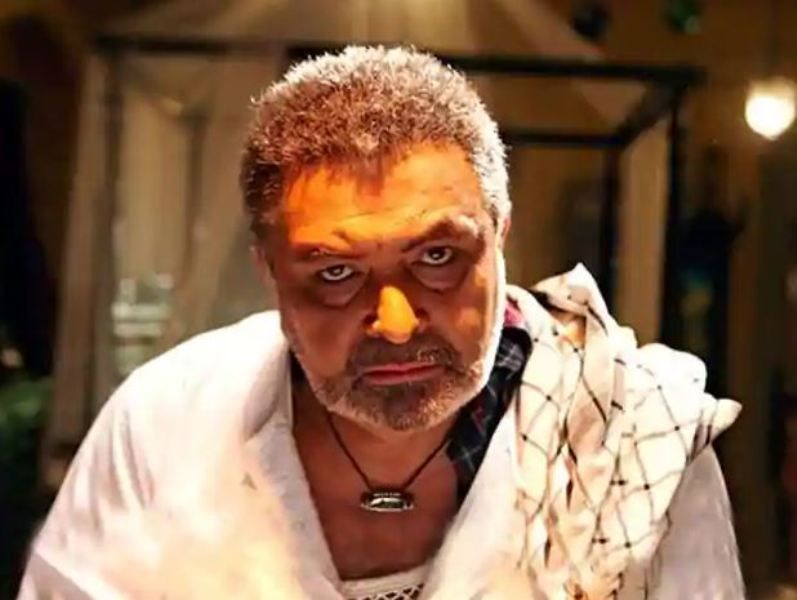 Rishi Kapoor as Rauf Lala in Agneepath