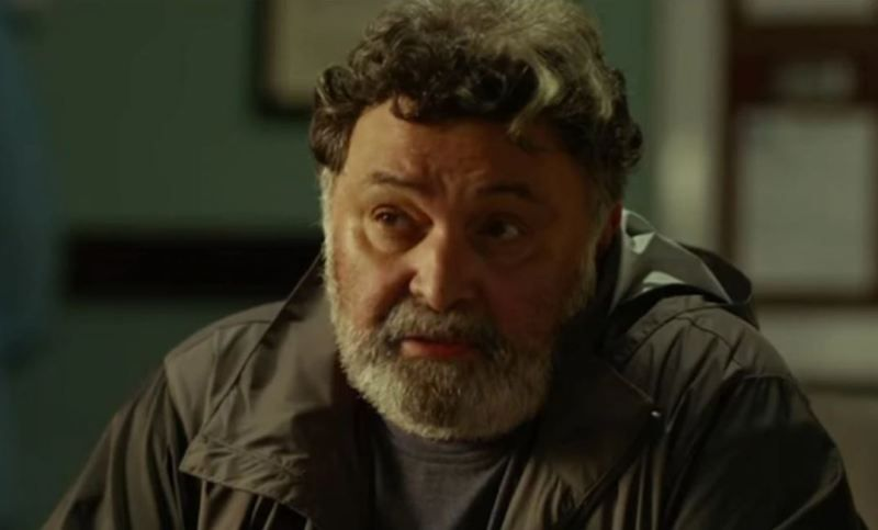Rishi Kapoor in The Body (2019)
