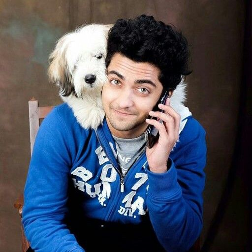 Sumedh Mudgalkar, an dog lover