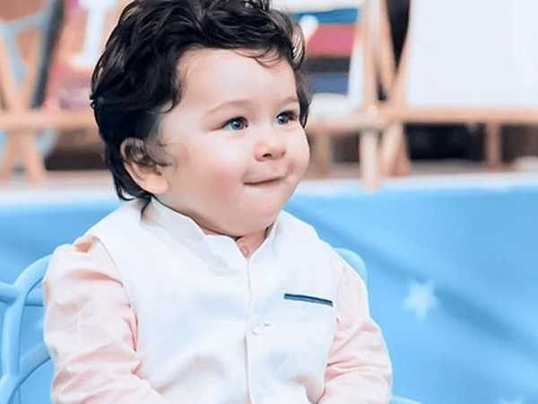 Amrita Singh is the step mother of Taimur