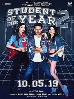 Ananya Panday's Debut Film, Student of the Year 2