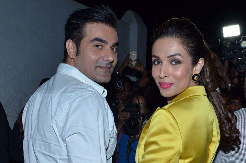 Malaika Arora with her Ex-husband, Arbaaz Khan