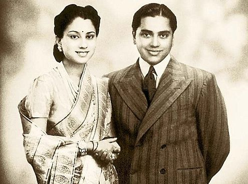 Parents of Vasundhara Raje