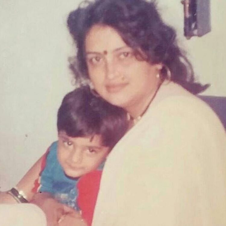 Parth Samthaan's childhood picture