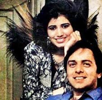 Rohan Vinod Mehra's Parents