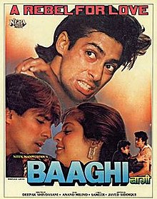 Baaghi- A Rebel for Love