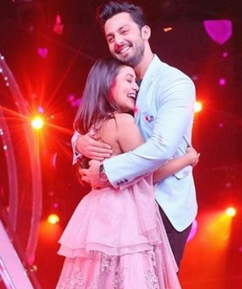 Himansh Kohli and Neha Kakkar