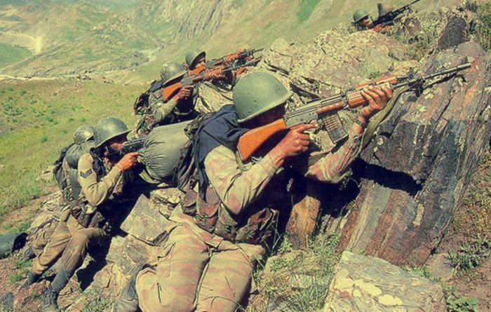 Indian army during Kargil war