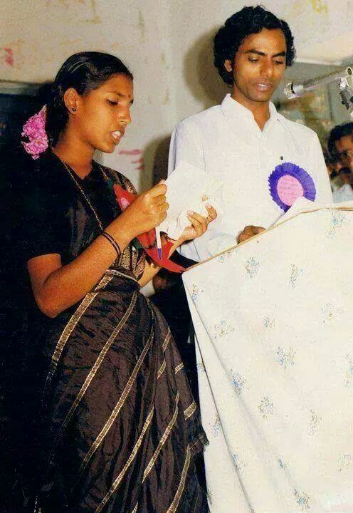 KCR as MLA during his days in Congress