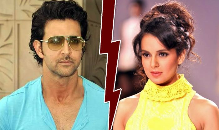 Kangana Hrithik legal battle
