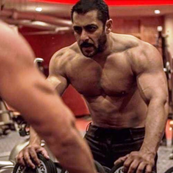 Salman Khan Workout