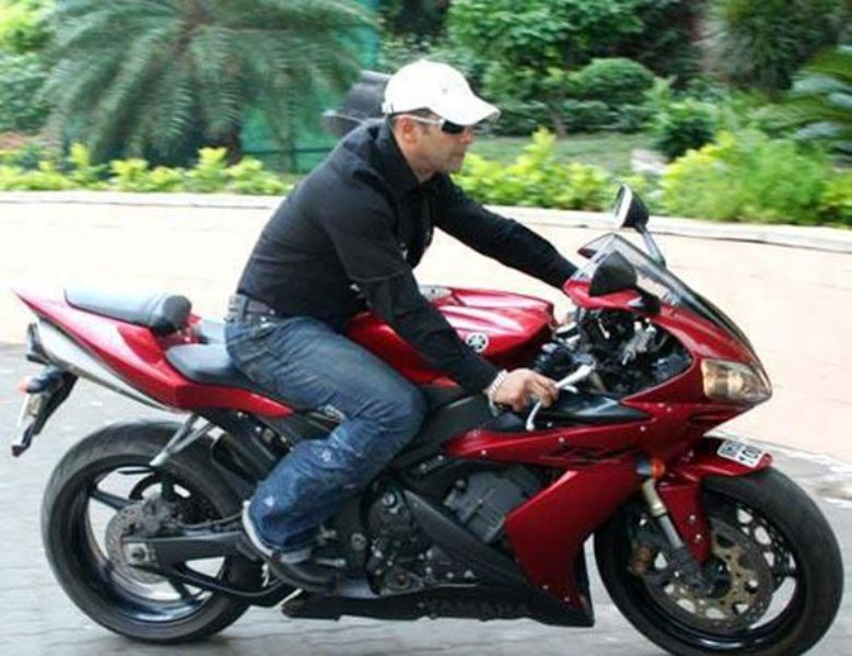 Salman Khan's Bike