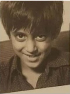 Salman Khan's Childhood Picture