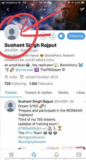 Sushant Rajput's controversy