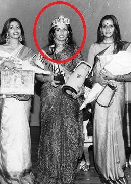 Swaroop Sampat- Miss India 1979