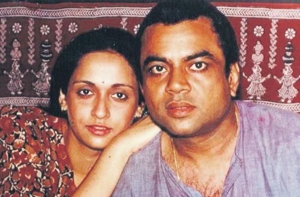 Aditya Rawal's Parents, Paresh Rawal And Swaroop Sampat