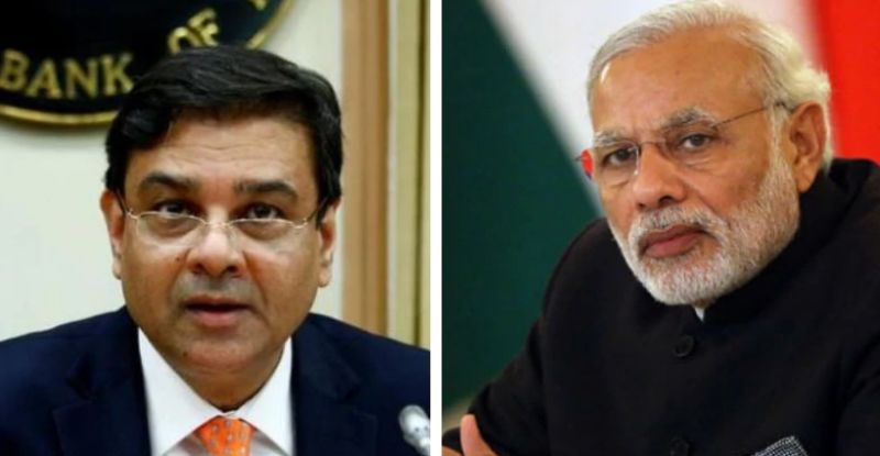 Urjit Patel Controversy With The Modi Government