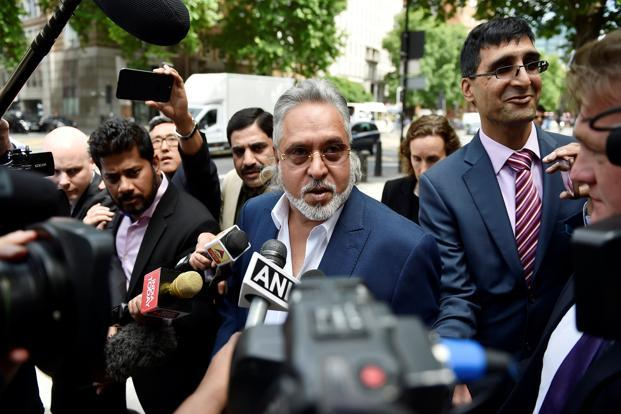 Vijay Mallya in London court after receiving bail in extradition case against him
