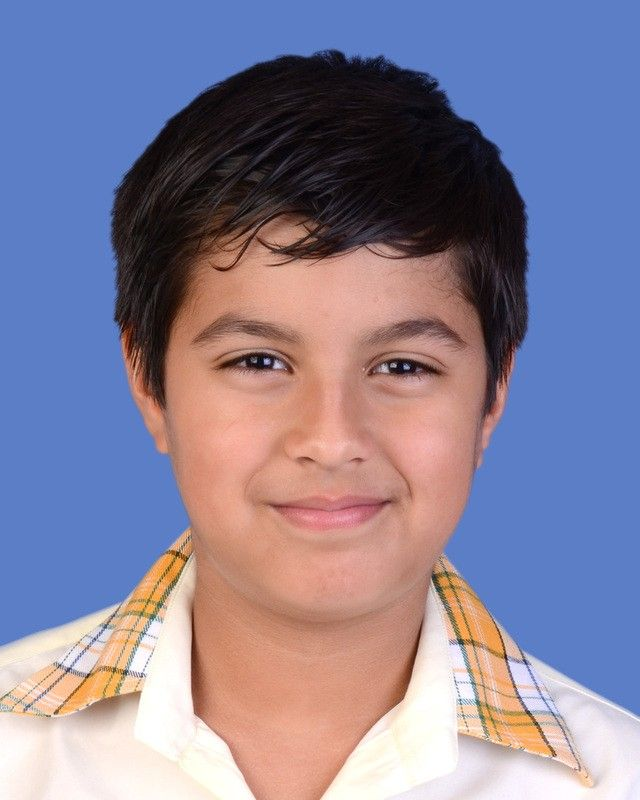 Aryaman Deol As A Child