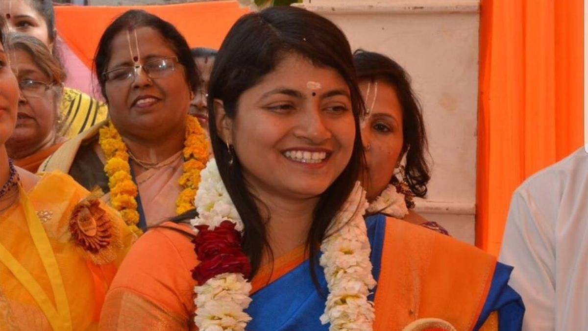 B Chandrakala IAS and DM
