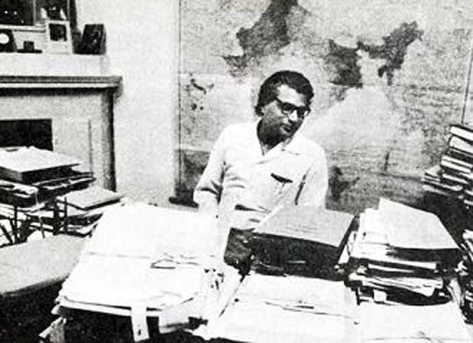 George Fernandes In His Early Days