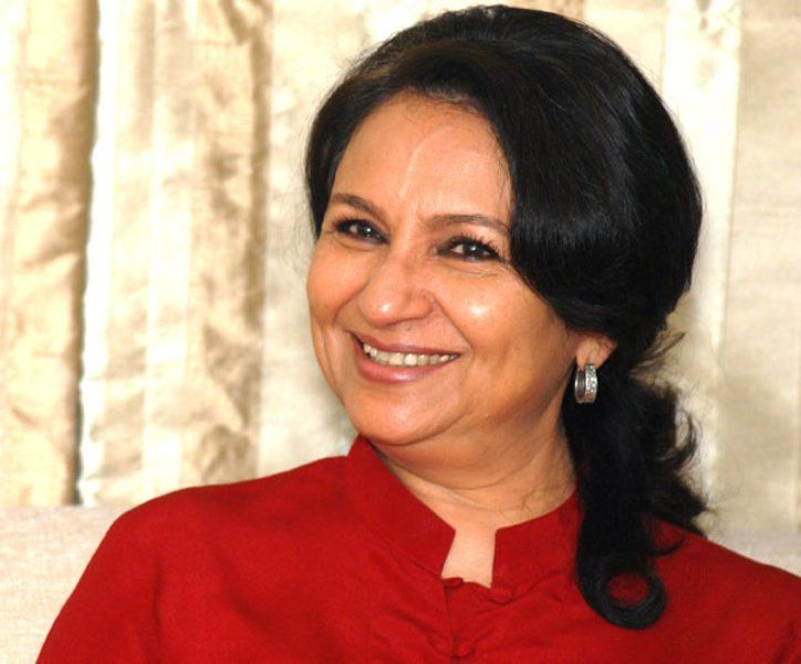 Kunal Khemu's mother-in-law, Sharmila Tagore