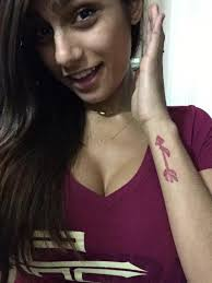 Mia Khalifa Tattoo